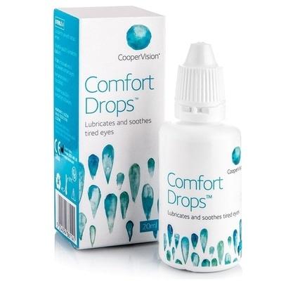 Comfort Drops acu pilieni 20ml