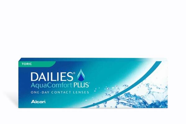Dailies AquaComfort Plus Toric (30vnt)