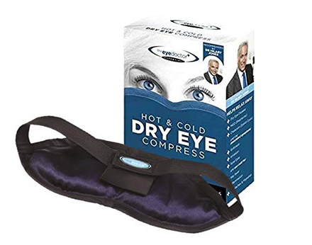 Hot and Cold Dry Eye Compression