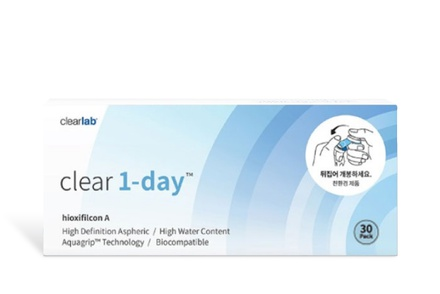 Clear 1-Day (30p)