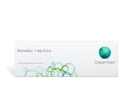 Biomedics 1 Day Extra (30p)