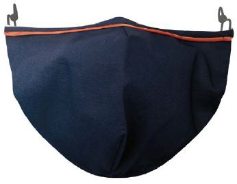 Adult Blue Navy Orange 11144